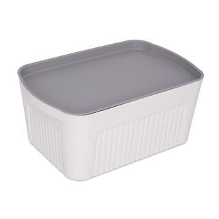 Storage Containe 7L White
