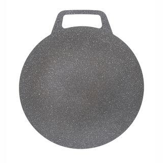 Alberto Non Stick Crepe Pan Forged Aluminum Grey Dia- 35Cm