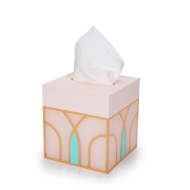 "Tissue Box ""Blush"" image number 2"