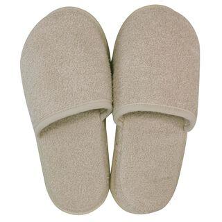 Bath Slippers Stone S/M