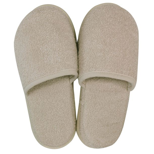 Bath Slippers Stone S/M image number 0