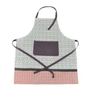 Alberto Kitchen Apron  - Grey Design