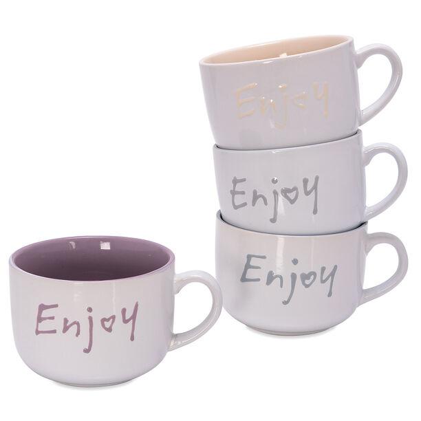 4 Pcs Soup Mug image number 1