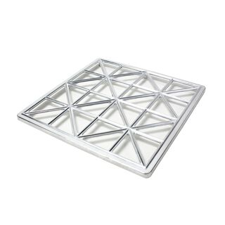 Square Aluminum Pastery Mold