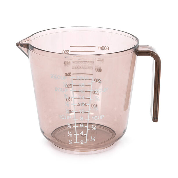 Measuring Cup Transparent Body image number 1
