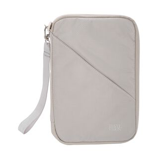 Travel Vision Passport Bag Beige