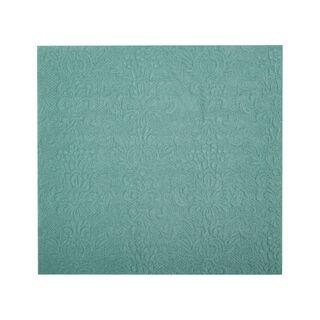 Ambiente Elegance Serving PaperNapkinsPale Aqua Color