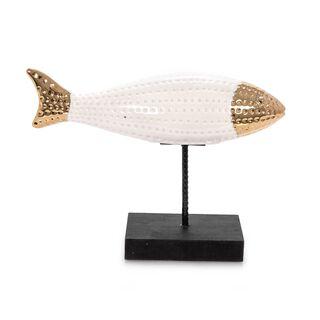 تحفة تصميم سمكة للديكور