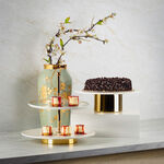 Harmony 2 Tiers Cake Stand image number 0