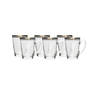 Glass Arabic Tea 6 Pieces