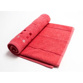 Towel Raiz Light Red 50X90Cm