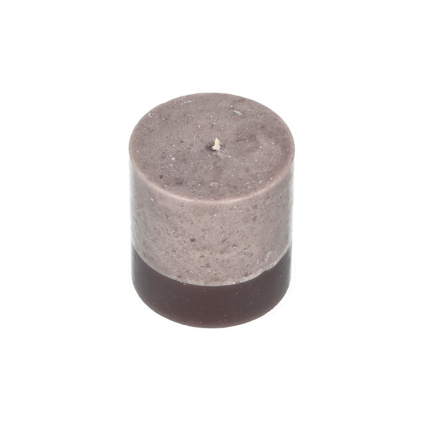 Pillar Candle Collection Mink Stone image number 1