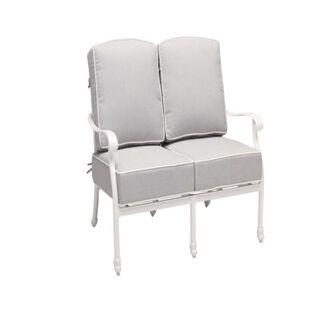 كرسي حديقة لشخصين