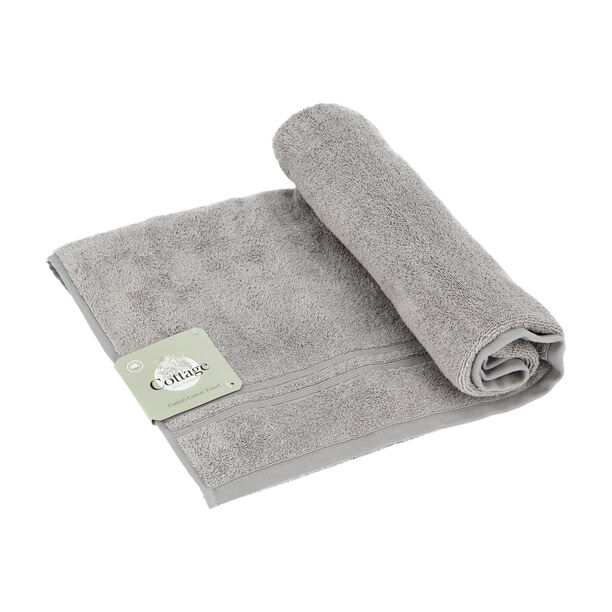 Cottage Maxlight Bath Towel 70X140 Grey  image number 2
