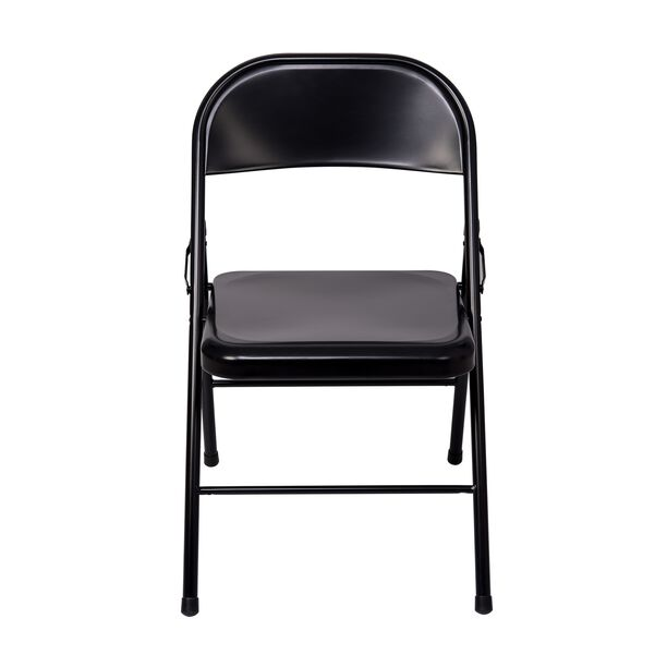 Folding Chair Black image number 1