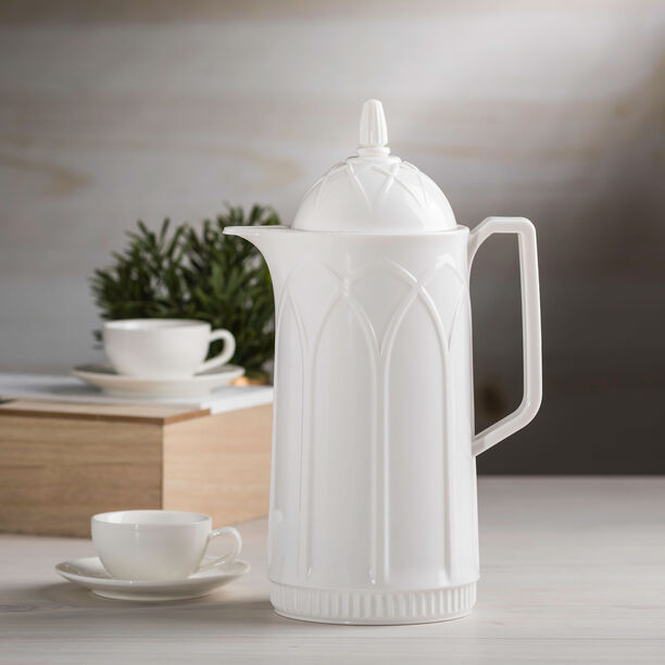 Dallety Vacuum Flask White image number 2