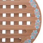قاعدة واقية من الخشب دائرية 17.5 image number 1