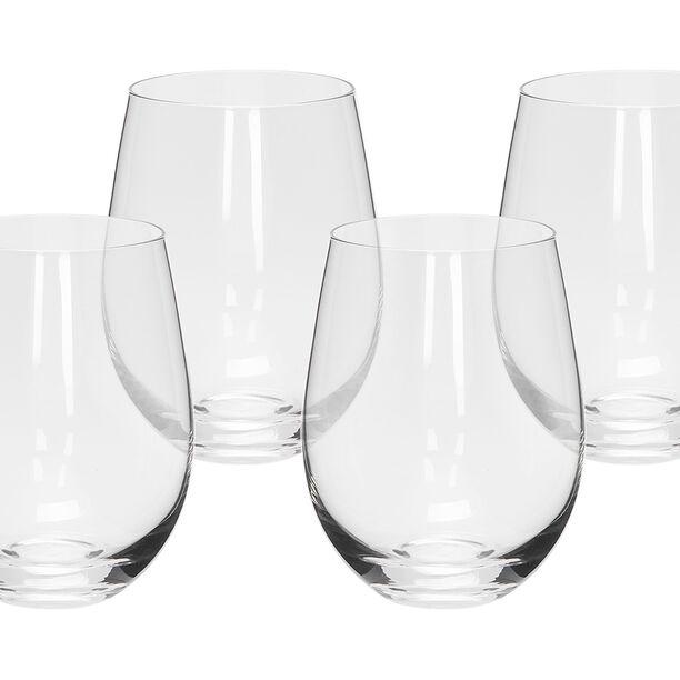 4 Pcs Set Dof Clear Glass image number 0