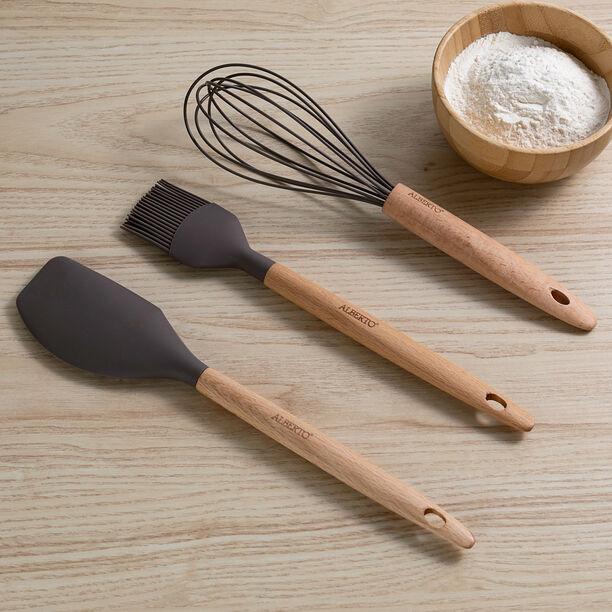 طقم أدوات خبز من البرتو 3 قطع image number 2