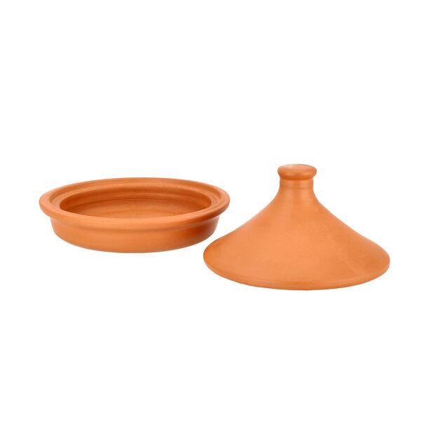 Clay Terracotta Tajin Small Size image number 1