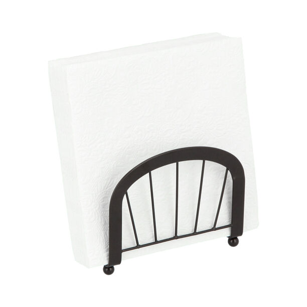 Elegance Serving Napkins Paper Square White image number 2