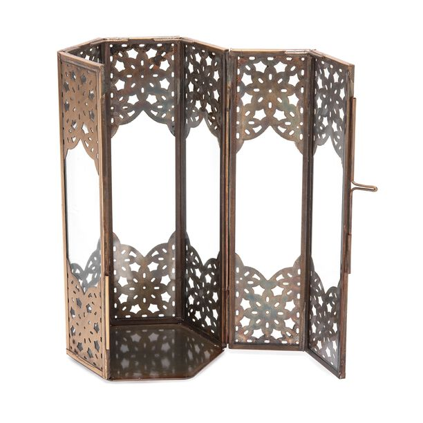Moroccan Lantern Wihte image number 1