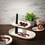 Arabgraph 2 Tier Cake Stand image number 0