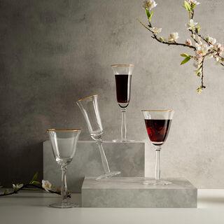 Harmony 4Pcs Stem Glass Set