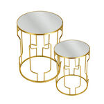Nested Table Set Of 2 Gold image number 2