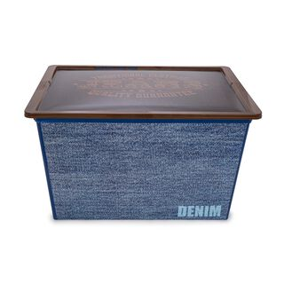 Denim Storage Box 50 L