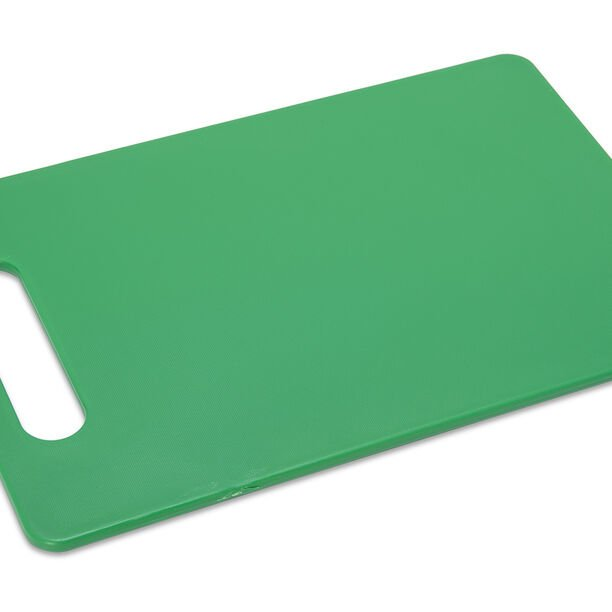 Plastic Cutting Board Green Color image number 0