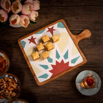Arabesque Square Serving Tray image number 0