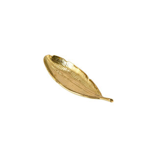 Decorative Leaf Gold 45X15..2X9 Cm