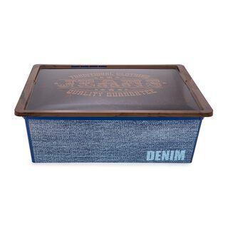صندوق تخزين 25 لتر