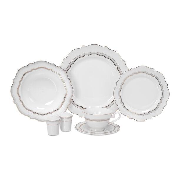32 Pcs Porcelain Dinner Set image number 1