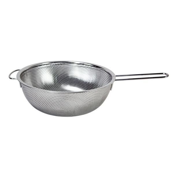 Alberto Stainless Steel Colander With Handle Dia:25Cm image number 1