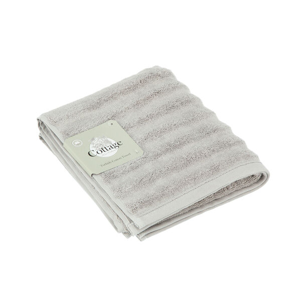 Cottage Cirrus Hand Towel 50X100 Stone  image number 0