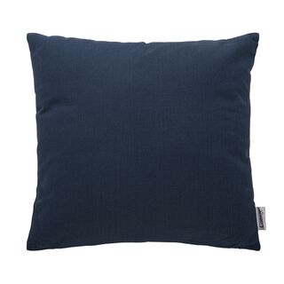 Cottage Solid Cushion Palin Indigo 45X45 Cm