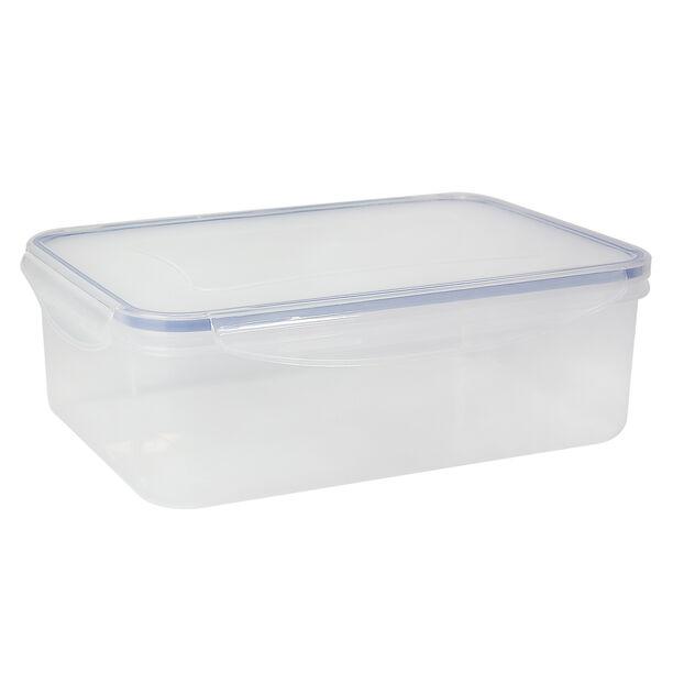 حافظة طعام بلاستيك مستطيل سعة 2.5 لتر من البرتو image number 0