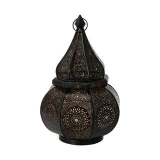 Moroccan Lantern Black