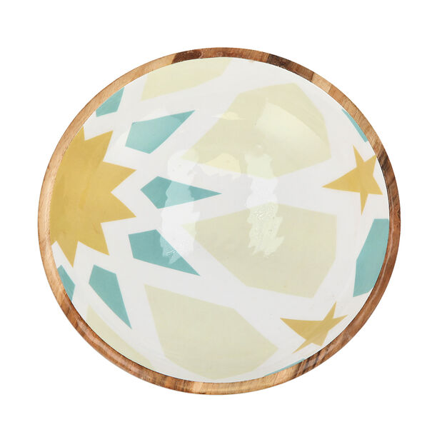 Arabesque Round Bowl Large image number 3