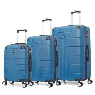 "Travel Vision Pegani Set Of 3  20/26/30"" Parliment Exclusive Model"