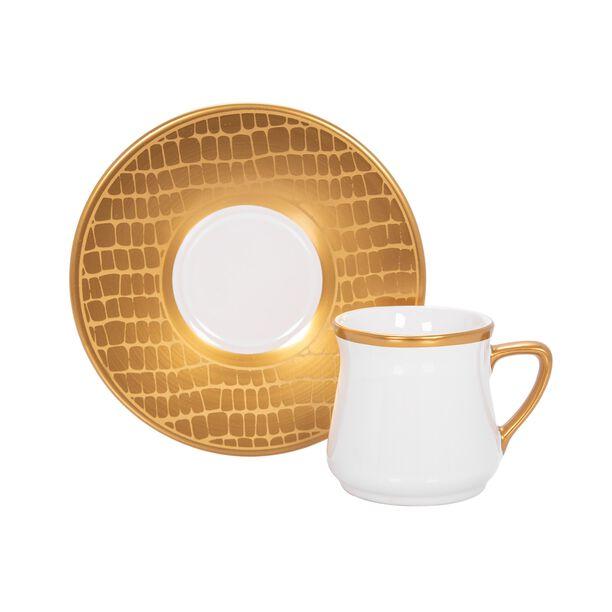 Turkish Coffee Set Gold image number 1