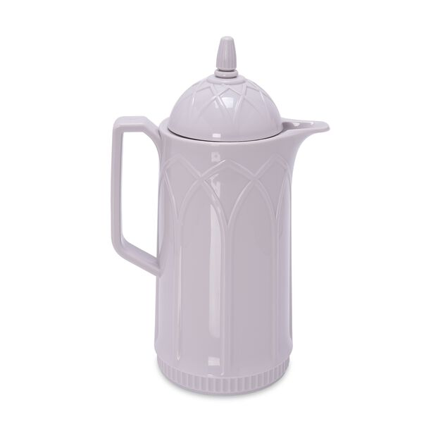 Dallety Plastic Vacuum Flask Grey image number 0