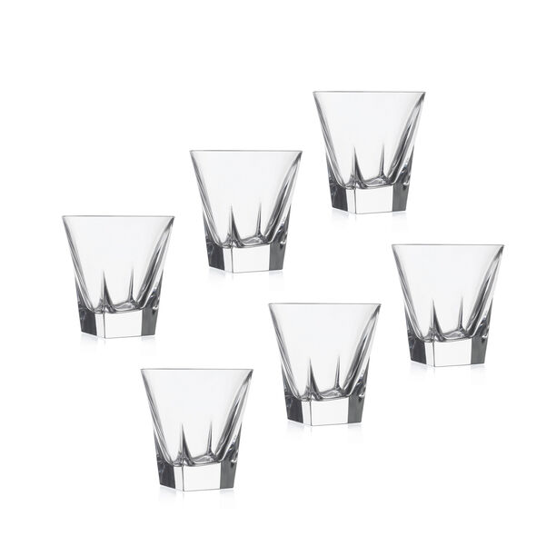 Rce Fusion Dof Tumblers 6 Pieces Set image number 0