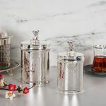 AMBRA SILVER PLATED BOX image number 0