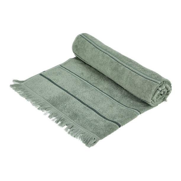 Towel Stripe Green image number 0