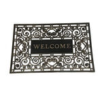 Wrought Iron With Welcome image number 1