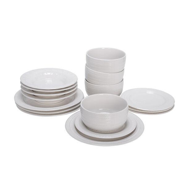 16 Pcs Dinner Set Serve image number 2