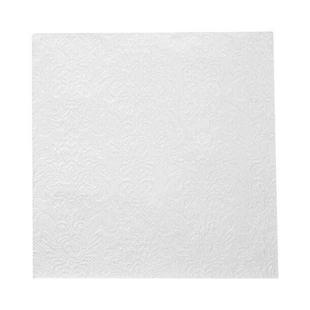 Elegance Serving Napkins Paper Square White image number 1
